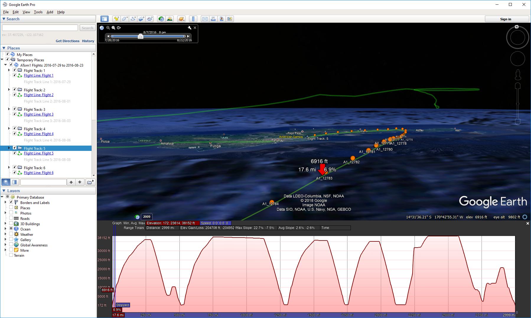 ATom: Aircraft Flight Track and Navigational Data