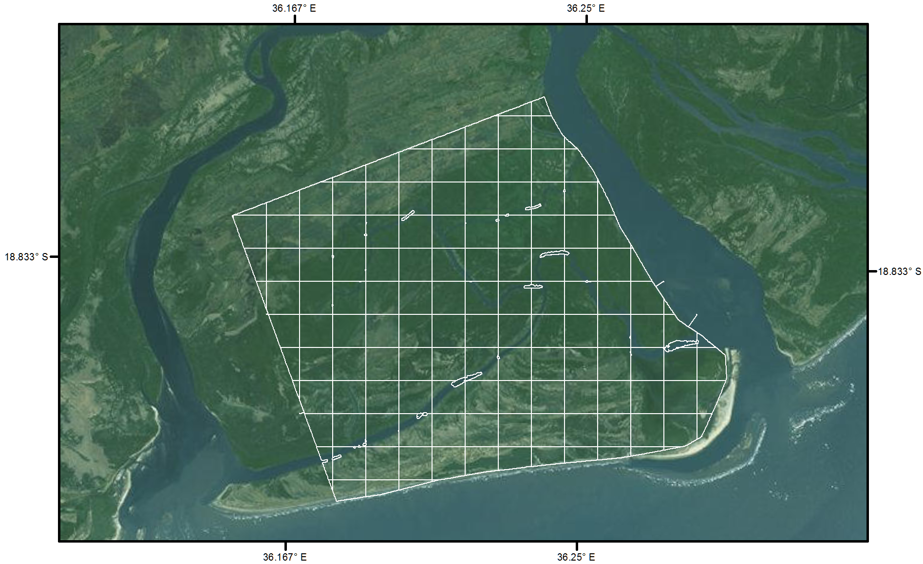 CMS: LiDAR Data for Mangrove Forests in the Zambezi River