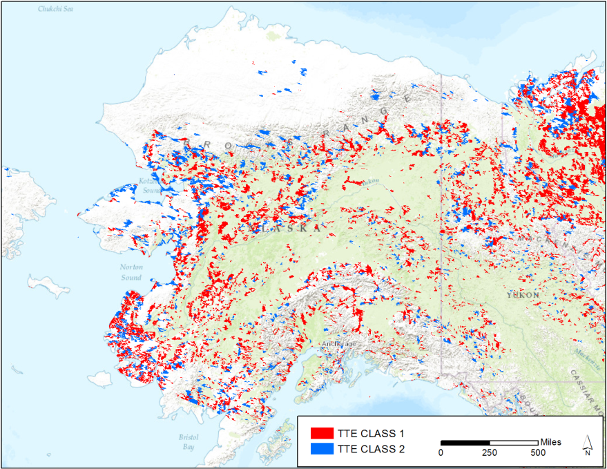 Tree Canopy Cover for the Circumpolar TaigaTundra Ecotone 20002005
