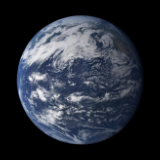 Earth, Western Hemisphere