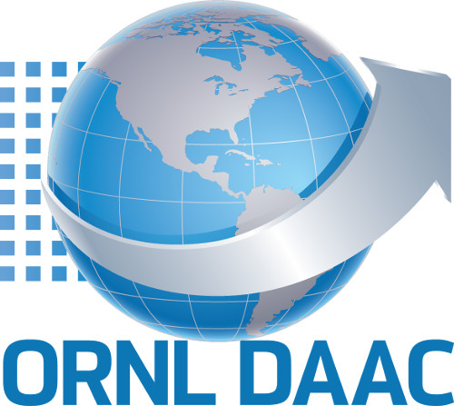 The ORNL DAAC logo